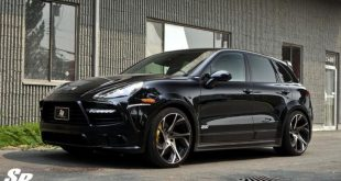 Mansory Porsche Cayenne SR tuning 1 310x165 Porsche في اليابانية ZERO Design Cayenne Widebody