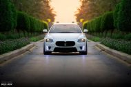 Maserati Quattroporte On VFS2 By Vossen Wheels 3 190x127 Vossen Wheels VFS2 Alu´s am Maserati Quattroporte