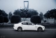 Maserati Quattroporte On VFS2 By Vossen Wheels 4 190x127 Vossen Wheels VFS2 Alu´s am Maserati Quattroporte