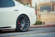 Maserati Quattroporte On VFS2 By Vossen Wheels 7 190x127 Vossen Wheels VFS2 Alu´s am Maserati Quattroporte