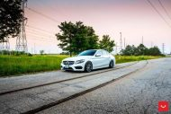 Mercedes Benz C Class On VFS2 By Vossen Wheels 2 190x127 Vossen VFS2 (VFS 2) Alufelgen am Mercedes Benz C400