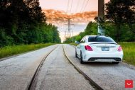 Mercedes Benz C Class On VFS2 By Vossen Wheels 4 190x127 Vossen VFS2 (VFS 2) Alufelgen am Mercedes Benz C400