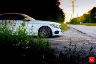 Mercedes Benz C Class On VFS2 By Vossen Wheels 5 190x127 Vossen VFS2 (VFS 2) Alufelgen am Mercedes Benz C400