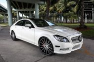 Mercedes Benz CLS On VFS2 By Vossen Wheels 1 190x127 Exclusive Motoring   Mercedes CLS mit VFS2 Vossen Wheels