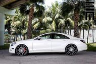 Mercedes Benz CLS On VFS2 By Vossen Wheels 4 190x127 Exclusive Motoring   Mercedes CLS mit VFS2 Vossen Wheels