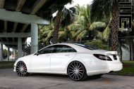 Mercedes Benz CLS On VFS2 By Vossen Wheels 6 190x127 Exclusive Motoring   Mercedes CLS mit VFS2 Vossen Wheels