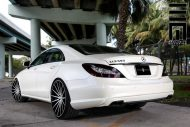 Mercedes Benz CLS On VFS2 By Vossen Wheels 7 190x127 Exclusive Motoring   Mercedes CLS mit VFS2 Vossen Wheels