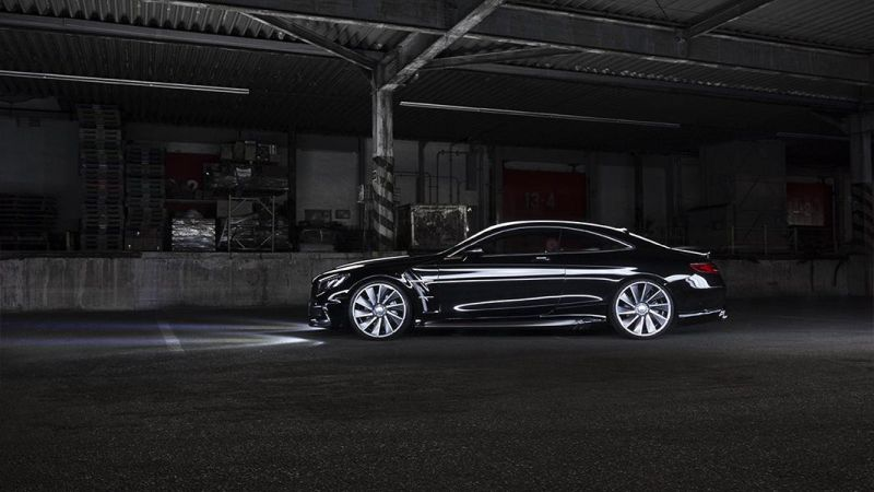 Mercedes-Benz-S-Class-Coupe-by-Wald-International-2