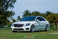 Mercedes Benz S550 Renntech Executive Package Vossen Forged VPS 312 1 190x127 Vossen VPS 312 am RENNTECH Mercedes Benz S550