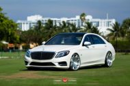 Mercedes Benz S550 Renntech Executive Package Vossen Forged VPS 312 10 190x127 Vossen VPS 312 am RENNTECH Mercedes Benz S550