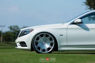 Mercedes Benz S550 Renntech Executive Package Vossen Forged VPS 312 3 190x127 Vossen VPS 312 am RENNTECH Mercedes Benz S550
