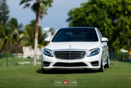 Mercedes Benz S550 Renntech Executive Package Vossen Forged VPS 312 5 190x127 Vossen VPS 312 am RENNTECH Mercedes Benz S550