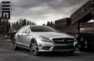 Mercedes CLS63 On ADV05 Track Spec SL By ADV.1 Wheels 1 190x124 ADV.1 Wheels Typ ADV05 am Mercedes CLS63 AMG
