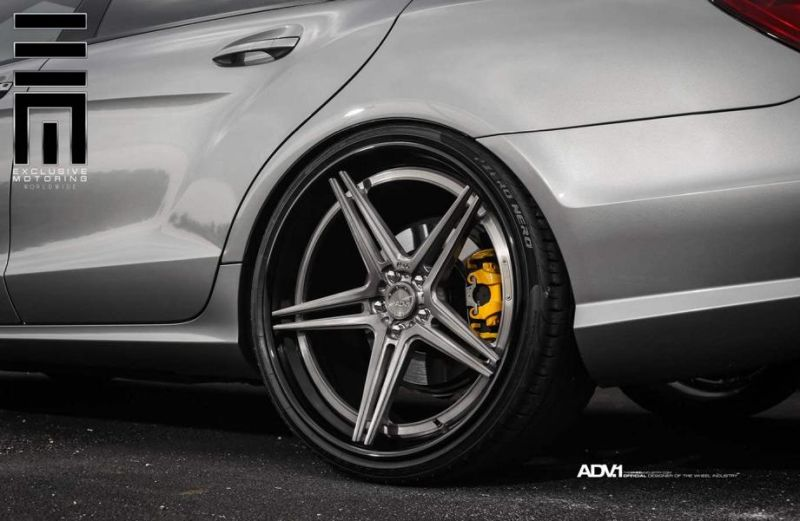 Mercedes-CLS63-On-ADV05-Track-Spec-SL-By-ADV.1-Wheels-11
