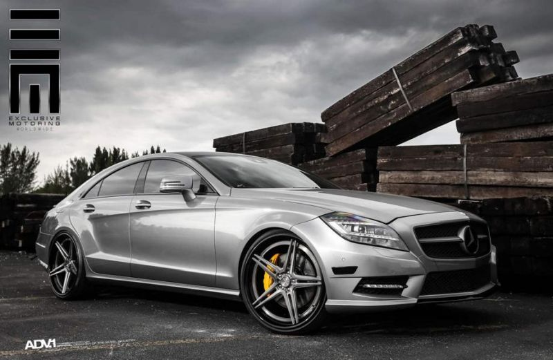 Mercedes-CLS63-On-ADV05-Track-Spec-SL-By-ADV.1-Wheels-2