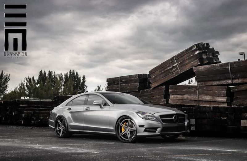 Mercedes-CLS63-On-ADV05-Track-Spec-SL-By-ADV.1-Wheels-3