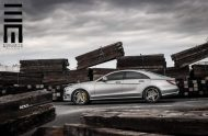 Mercedes CLS63 On ADV05 Track Spec SL By ADV.1 Wheels 4 190x124 ADV.1 Wheels Typ ADV05 am Mercedes CLS63 AMG