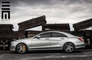 Mercedes CLS63 On ADV05 Track Spec SL By ADV.1 Wheels 5 190x124 ADV.1 Wheels Typ ADV05 am Mercedes CLS63 AMG
