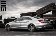 Mercedes CLS63 On ADV05 Track Spec SL By ADV.1 Wheels 6 190x124 ADV.1 Wheels Typ ADV05 am Mercedes CLS63 AMG