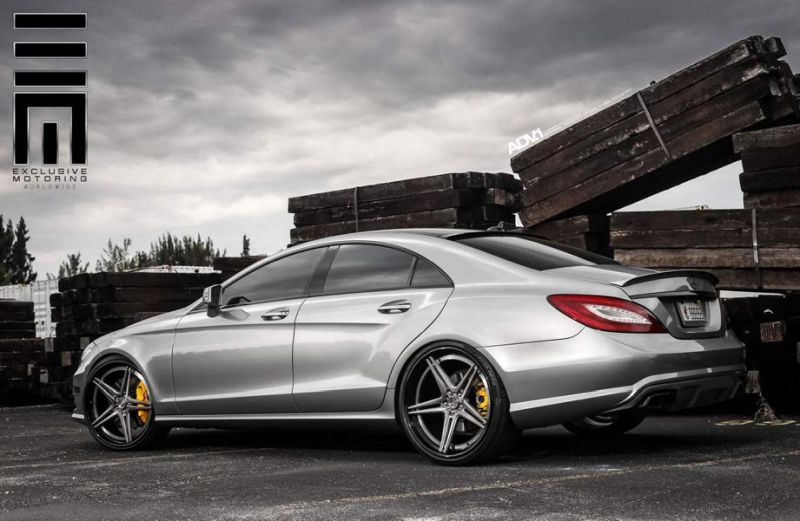 Mercedes-CLS63-On-ADV05-Track-Spec-SL-By-ADV.1-Wheels-6