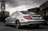 Mercedes CLS63 On ADV05 Track Spec SL By ADV.1 Wheels 7 190x124 ADV.1 Wheels Typ ADV05 am Mercedes CLS63 AMG