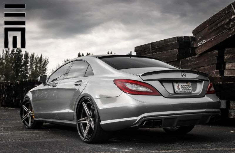 Mercedes-CLS63-On-ADV05-Track-Spec-SL-By-ADV.1-Wheels-7