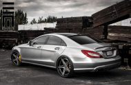 Mercedes CLS63 On ADV05 Track Spec SL By ADV.1 Wheels 8 190x124 ADV.1 Wheels Typ ADV05 am Mercedes CLS63 AMG