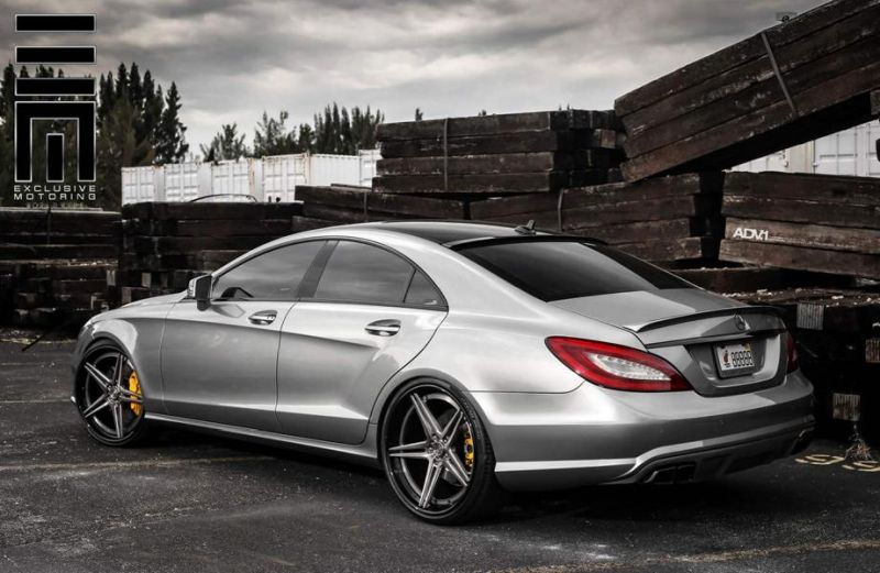 Mercedes-CLS63-On-ADV05-Track-Spec-SL-By-ADV.1-Wheels-8