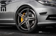 Mercedes CLS63 On ADV05 Track Spec SL By ADV.1 Wheels 9 190x124 ADV.1 Wheels Typ ADV05 am Mercedes CLS63 AMG