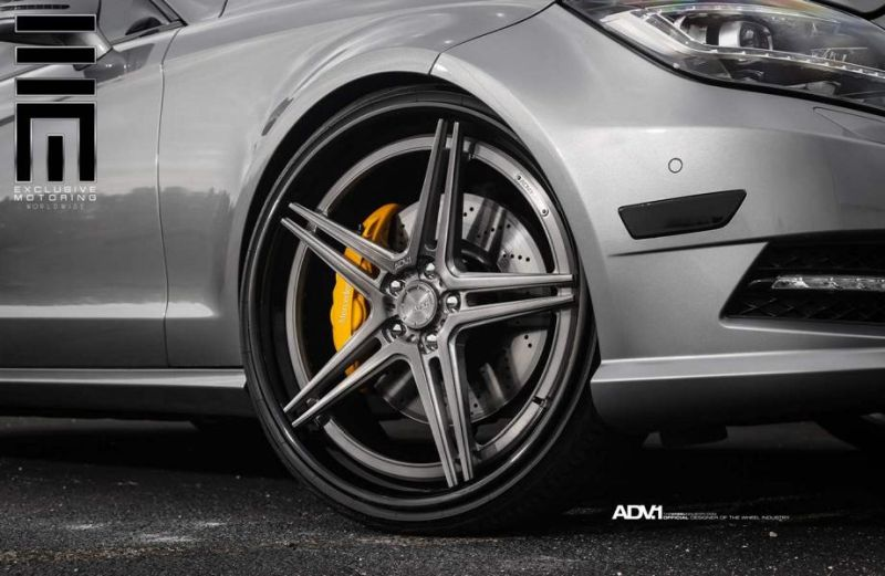 Mercedes-CLS63-On-ADV05-Track-Spec-SL-By-ADV.1-Wheels-9