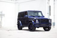 Mercedes G63 AMG On ADV6 Deep Concave By ADV.1 Wheels 2 190x127 ADV.1 Wheels ADV06 am Mercedes Benz G63 AMG