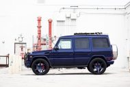Mercedes G63 AMG On ADV6 Deep Concave By ADV.1 Wheels 3 190x127 ADV.1 Wheels ADV06 am Mercedes Benz G63 AMG
