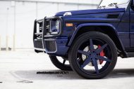 Mercedes G63 AMG On ADV6 Deep Concave By ADV.1 Wheels 6 190x127 ADV.1 Wheels ADV06 am Mercedes Benz G63 AMG