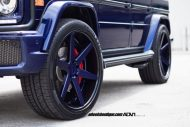 Mercedes G63 AMG On ADV6 Deep Concave By ADV.1 Wheels 7 190x127 ADV.1 Wheels ADV06 am Mercedes Benz G63 AMG