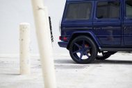 Mercedes G63 AMG On ADV6 Deep Concave By ADV.1 Wheels 8 190x127 ADV.1 Wheels ADV06 am Mercedes Benz G63 AMG