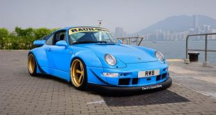 Porsche 993 RWB On PUR LG07 By PUR Wheels 1 310x165 Porsche 911 (993) Speedster Replica von John Sarkisyan