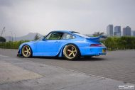 Porsche 993 RWB On PUR LG07 By PUR Wheels 3 190x127 PUR Wheels LG07 Alufelgen am Porsche 993 Carrera RWB