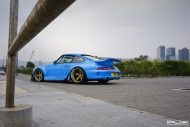 Porsche 993 RWB On PUR LG07 By PUR Wheels 4 190x127 PUR Wheels LG07 Alufelgen am Porsche 993 Carrera RWB