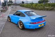Porsche 993 RWB On PUR LG07 By PUR Wheels 6 190x127 PUR Wheels LG07 Alufelgen am Porsche 993 Carrera RWB