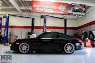 Porsche 997 Carrera S Forgestar CF10 RED EBC Brakes 2 190x127 19 Zoll Forgestar CF10 Wheels am Porsche 997 Carrera S