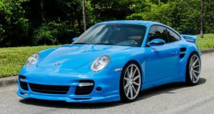 Porsche Turbo S VFS1 4b5 2 310x165 Vossen Wheels VFS1 am Babyblauen Porsche Turbo S