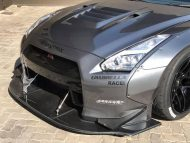 RACE South Africa Nissan GT R Widebody Tuning 4 190x143 RACE! South Africa tunt den Nissan GT R Breitbau