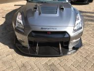 RACE South Africa Nissan GT R Widebody Tuning 7 190x143 RACE! South Africa tunt den Nissan GT R Breitbau