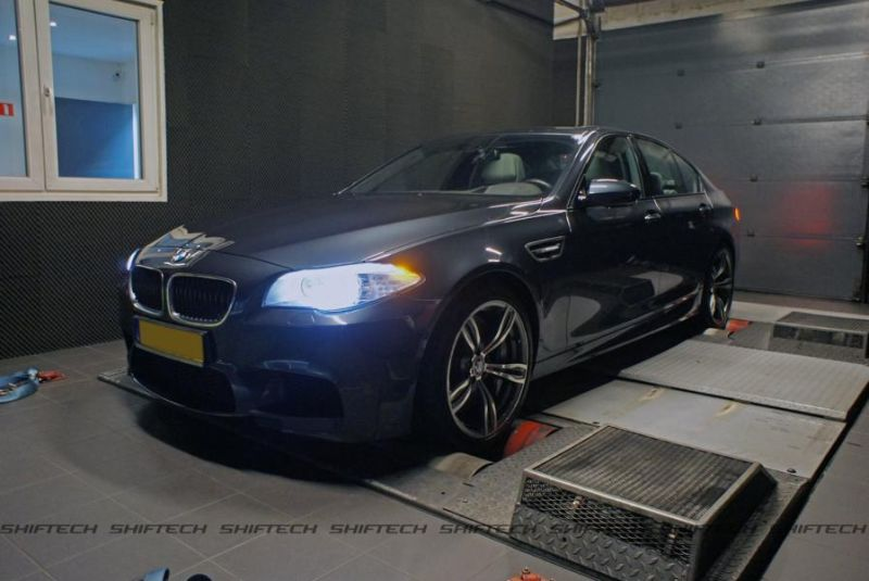 Shiftech Luxembourg BMW M5 F10 Chiptuning 1