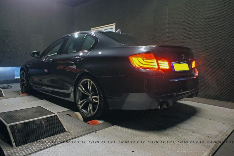 Shiftech Luxembourg BMW M5 F10 Chiptuning 2