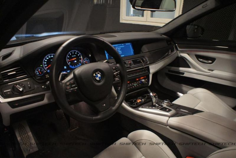 Shiftech Luxembourg BMW M5 F10 Chiptuning 3