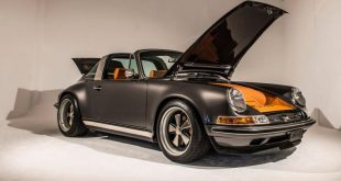 Perfection - 500 PS Porsche 964 from Singer Vehicle Design's