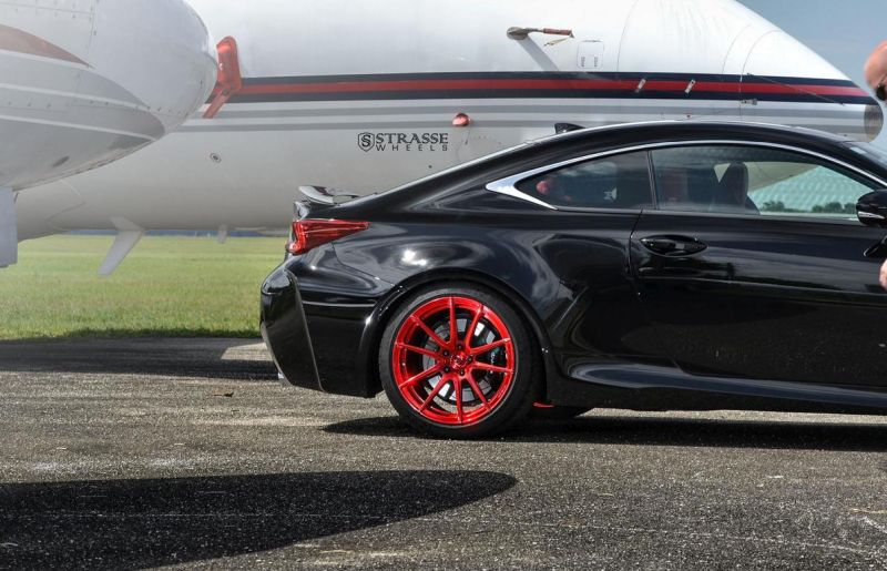 Strasse Wheels Lexus RC-F 14