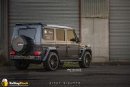 Strasse Wheels Rolling Stock Mercedes G63 Brabus G800 3 190x127 Brabus G800 Mercedes Benz mit Strasse Wheels Alu´s