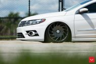 VW CC R Line Vossen VLE 1 Limited Edition Wheels 3 190x127 20 Zöller Vossen Wheels VLE 1 am VW Passat CC R Line